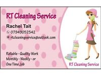 RT cleaning service