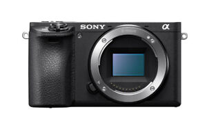 Sony Alpha 6500 (with 16-50mm OSS lens included)