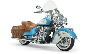 2019 Indian CHIEF VINTAGE SKY BLUE PEARL WHITE