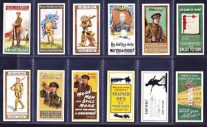 Cigarette  Collector Cards Army Victoria Cross Navy WWI