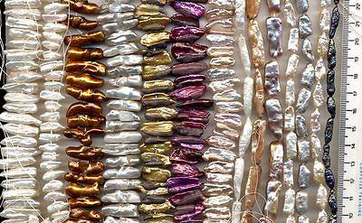 Freshwater Pearl Beads - Loose - Various