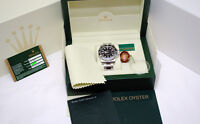 Rolex GMT Master IIC Reference 116710LN
