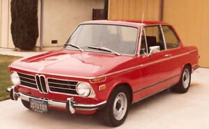 Vintage BMW's