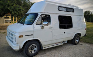 GMC Vandura 1500 Camper Van With New Safety For Sale!!!