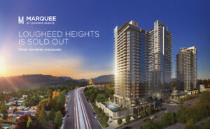 Assignment: Lougheed Heights 1 Bed + Large Den Sub-Penthouse