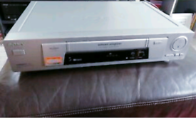 **VCR WANTED***