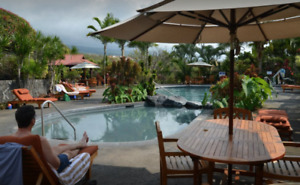 Kona Hawaiian Resort, Big Island, HI. Jan 5 - Feb 2/19. $2,150/w