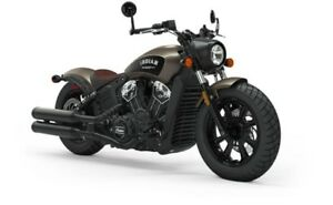2019 Indian SCOUT BOBBER ABS BRONZE SMOKE / 47$/sem