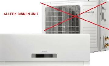 Sencor SAC 1211CH - Split Unit airco l Binnen unit
