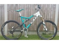 Mens Yeti Downhill Mountain Bike
