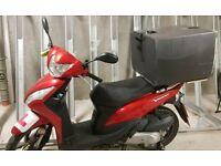 Honda vision 110 cc 2011 model
