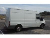 Man with a van based in Newcastle, light removals and deliveries