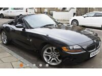 BMW Z4 - £3000 - Full leather and heated seats + many other extras - single previous owner