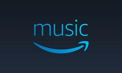 Amazon Music Unlimited 3 Mesi - 100% PRIVATO