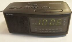 Sony Dream Machine Dual Alarm AM/FM Clock Radio - Model ICF-C740