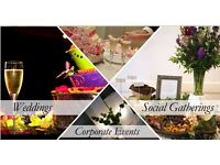 Events & Catering: Weddings, Private Parties, Corporate Parties, Catering, Birthday Parties