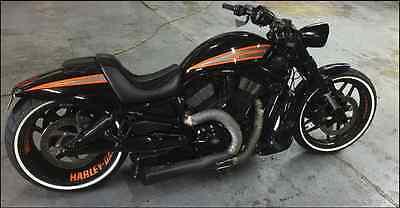 Harley Davidson V rod Nightrod black bolt covers vrod