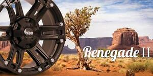 "Renegade Wheel Rim Truck Rim 17"" 18"" 20"" MPI FINANCE AVAILABLE Chevrolet Silverado GMC Sierra Ford F-150 Dodge Ram"