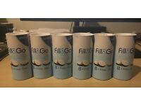 BRITA FillandGo Replacement Water Filter Discs