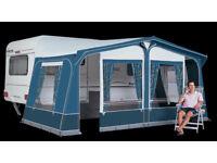 Dorema Montana Acrylic Caravan Awning - Size 9 (850-875cm)