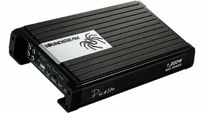 SOUNDSTREAM PICASSO PA4.1000 1000 WATT 4 CHANNEL AMPLIFIER CAR STEREO AUDIO AMP