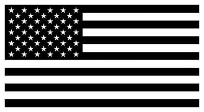 American USA Flag Vinyl Decal Sticker for Car Truck Jeep Wrangler Rubicon Window Decal Stickers For Cars