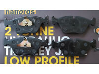 Mintex M1144 brake pads for BMW E46 M3 (new condition)