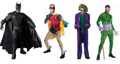 BATMAN GRAND HERITAGE COSPLAY JOKER RIDDLER ROBIN gotham - Batman Heritage Kostüme