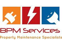 BPM Services - Plumber, Gas Engineer, boiler installation/breakdown, electrician.