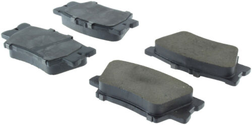 Rear Brake Pad Set For 2006-2018 Toyota RAV4 2007 2008 2009 2010 2011 Centric