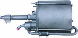 Power Brake Booster-Hydrovac Cardone 51-8091 Reman