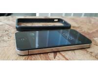 iPhone 4s - 64gb - black (locked to O2)
