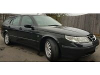 SAAB 9-5,NICE & CLEAN, A GREAT BARGAIN ONLY £950. GREAT CAR. Can swop with 7 or 8 seater. REDUCED