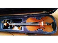 Full size German violin circa 1930 Stradavarius copy