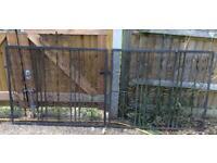 Iron Gates pair