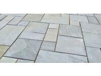 Pallet of Brand New Kandla Grey Sandstone (+ free amount)