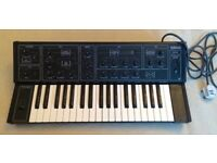 Vintage Yamaha CS- 5 Monophonic Synthesizer Keyboard in very good condition for sale