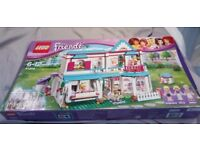 LEGO Friends Stephanie's House (41314). Brand new and unopened