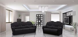 LARGE SOFAS**TEXAS SOFA ***CREATE YOUR OWN COMBINATION IN LEATHER OR FABRIC