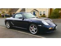 2006 PORSCHE BOXSTER 987 2.7 24V 245BHP 6 SPEED MANUAL FULL HISTORY STUNNING IN EVERWAY-£6750
