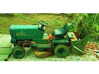 Atco ride on garden tractors, projects, 2 of will swap
