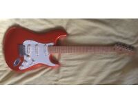 Fender Deluxe (USA) in rare Candy Tangerine (Trade?)