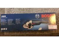 Brand new Bosch GWS 22-230H 110V Grinder