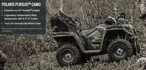 2017 polaris Sportsman 570 Pursuit EPS