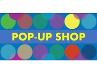Pop Up Shop Space Offered - Weymouth Indoor Market