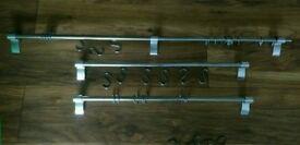 Kitchen storage - Utensil rails