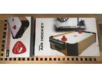 X2 mini air hockey table top games