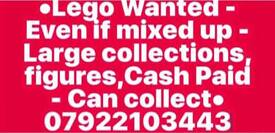***** Lego Wanted - Even if mixed up ****