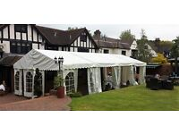 Marquee Erector with driving licence Flexible Hours