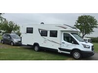 ZEFIRO 696 ROLLER TEAM MOTORHOME FULLY HIGH SPEC LOADED. COMES WITH FULLY INTEGRATED A FRAME 5DR CAR
